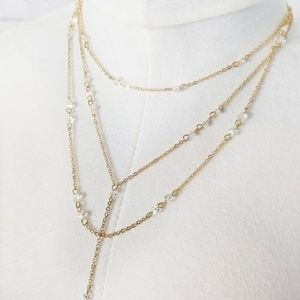 Free People|Necklace Set Of Three NWT